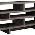 "Monarch Specialties I 2462, TV Console, Dark Taupe Reclaimed-Look, 48""L"